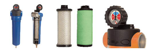 Filter Compressed Air