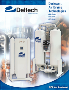 Deltech Desiccant Air Drying2-1