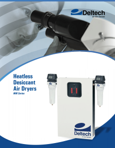 Deltech Dessicant Air Drying1-1